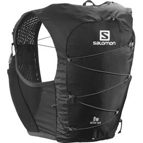 Salomon Active Skin Vest 8 sæt Damer, sort